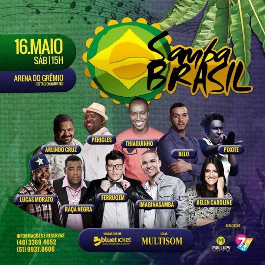 Samba Brasil Porto Alegre