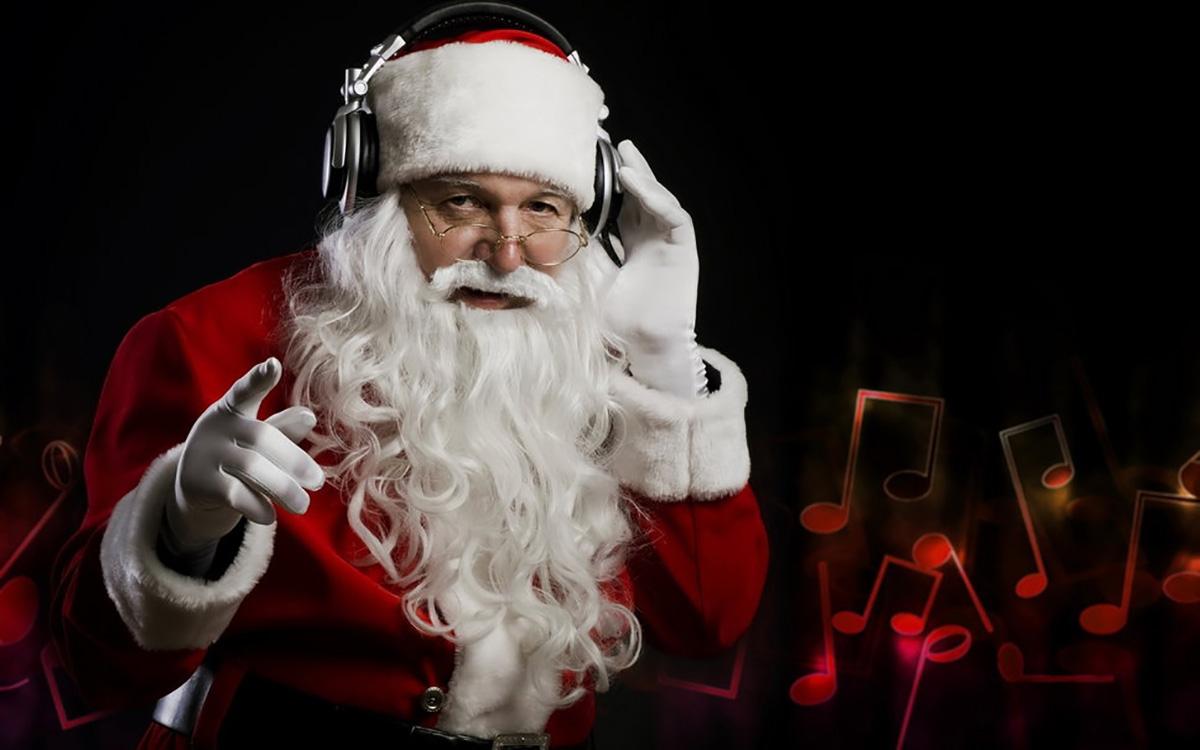 Papai Noel na Balada
